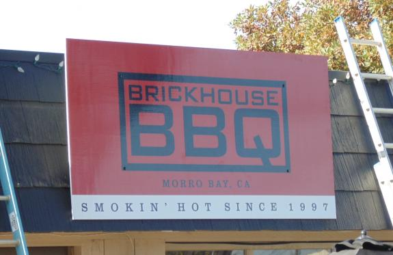 Brickhouse BBQ - Best BBQ in SLO County!